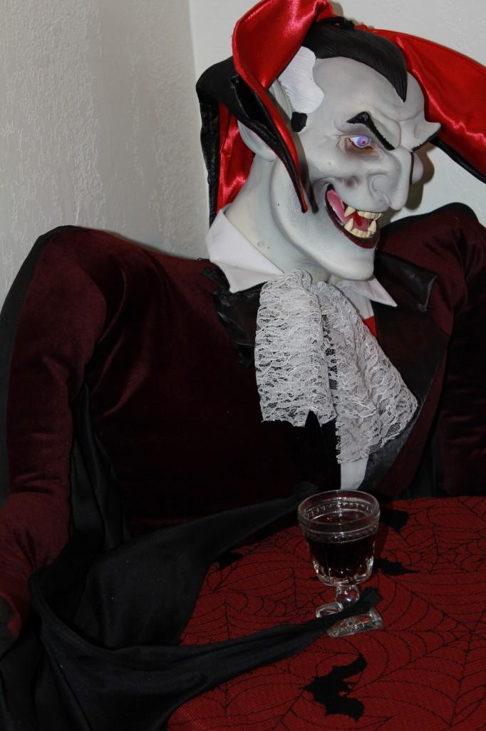 dracula red wine