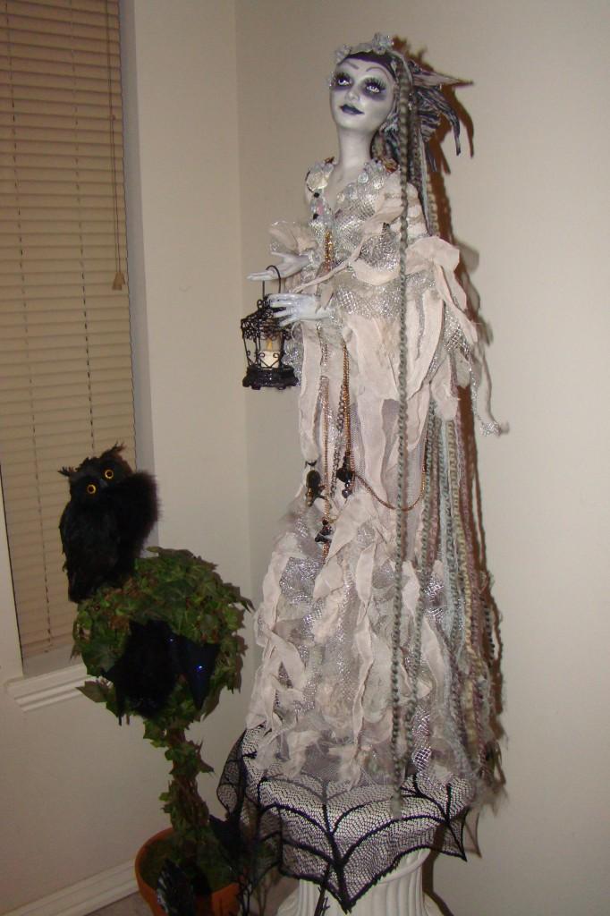 corpse bride doll