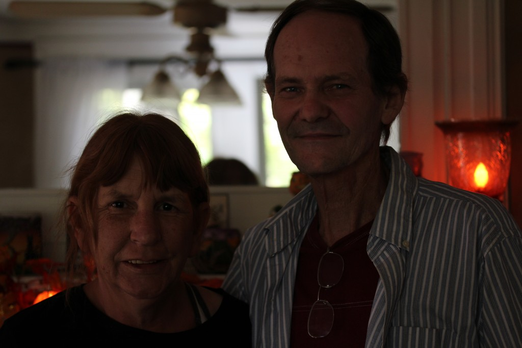 Sherry and Ron Byrum